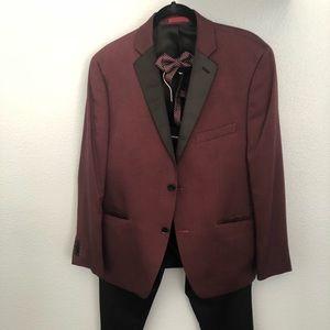 Alfani suit slim fit
